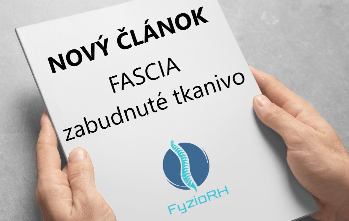 Fascia zabudnuté tkanivo1
